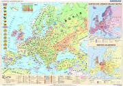 Mapa gospodarcza Europy