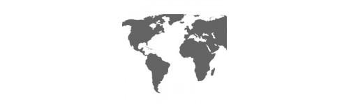 Mapy w języku francuskim