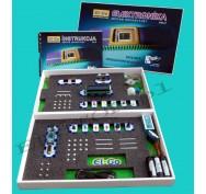 Elektronika EL-GO edu 2 - zestaw edukacyjny do elektroniki  P1 i P2
