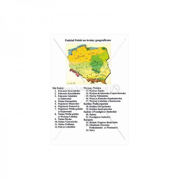 Polska Komplet 22 Map Geografia Przyroda Ekologia Możliwość